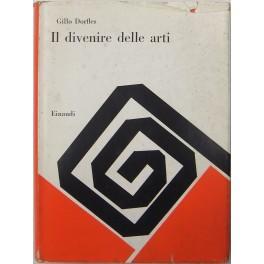Il divenire delle arti: Dorfles Gillo