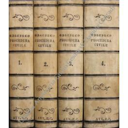 Il Codice di Procedura Civile del Regno: Gargiulo Francesco Saverio