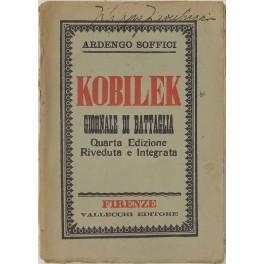 Kobilek. Giornale di battaglia: Soffici Ardengo (1879