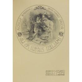 Gli ex libris italiani. Con 9 tavole: Bertarelli Achille -