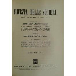 Rivista delle societa'. Fondata da Tullio Ascarelli.: AA.VV.