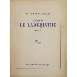 Dans le labyrinthe: Robbe Grillet Alain
