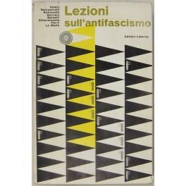 Lezioni sull'antifascismo: Permoli Piergiovanni (a