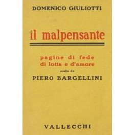 Il malpensante pagine di fede di lotta: Giuliotti Domenico
