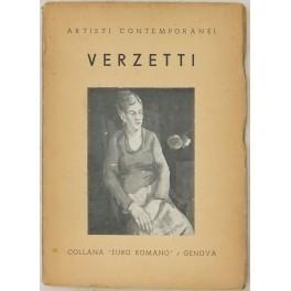 Libero Verzetti pittore. 24 illustrazioni: Garibaldi Ferdinando
