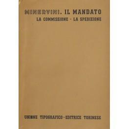 Il mandato la commissione la spedizione: Minervini Gustavo