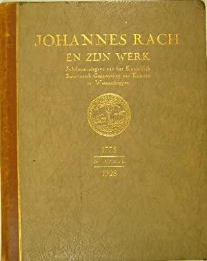 Johannes Rach en zijn werk. De topografische: LOOS-HAAXMAN, J. de.