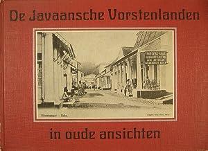 De Javaansche Vorstenlanden in oude ansichten. 2e: GRAAF, H.J. de.