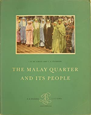 The Malay quarter and its people.: PLESSIS, I.D. du