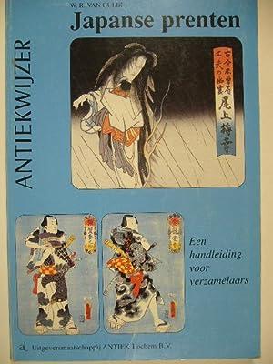 Japanse prenten. Een handleiding voor verzamelaars.: GULIK, W.R. van.