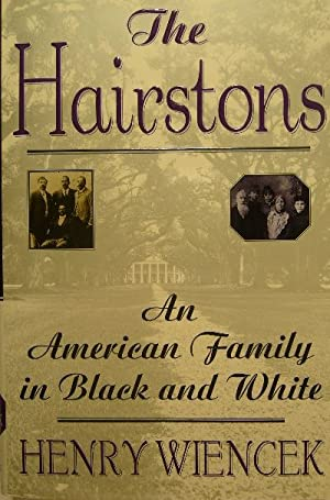 The Hairstons. An American faimily in black and white.