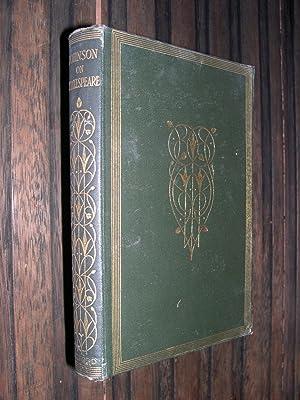 Johnson on Shakespeare: Raleigh Walter
