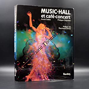 Music-hall et café-concert: André Sallée et