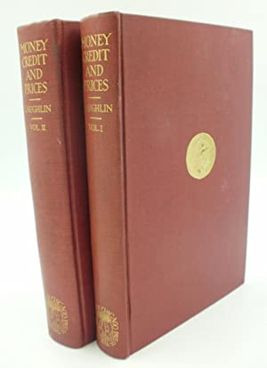 A New Exposition of Money, Credit, and Prices. 2 volumes.