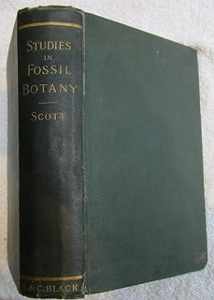 Studies in Fossil Botany: Dukinfield Henry Scott