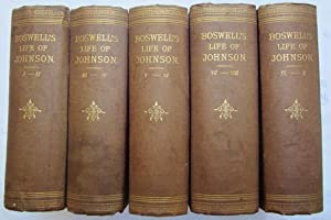 The Life of Samuel Johnson, LL.D. Including his Tour to the Hebrides, Correspondence with Mrs. ...