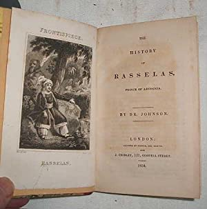 The History of Rasselas, Prince of Abyssinia: Johnson Samuel