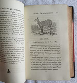 A General History of Quadrupeds. The Figures Engraved on Wood: Bewick, Thomas