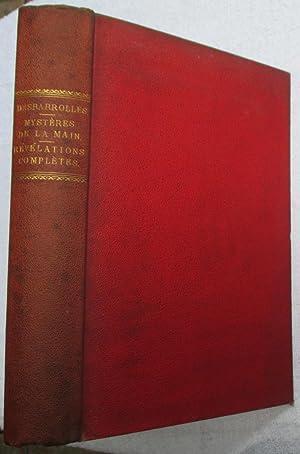 Mysteres De La Main - Revelations Completes, Suite et Fin: Desbarrolles Adolphe