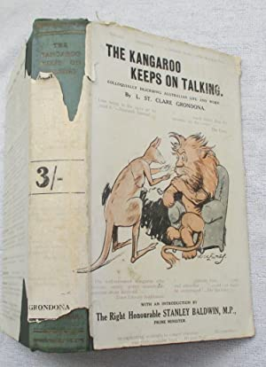 The Kangaroo Keeps On Talking Or The: Grondona, L. St.