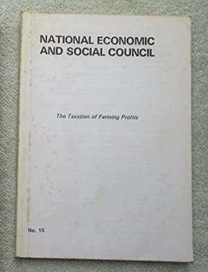 The Taxation of Farming Profits (report): National Economic and