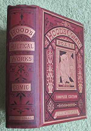 The Comic Poems of Thomas Hood. With a preface by Thomas Hood The Younger: Hood, Thomas