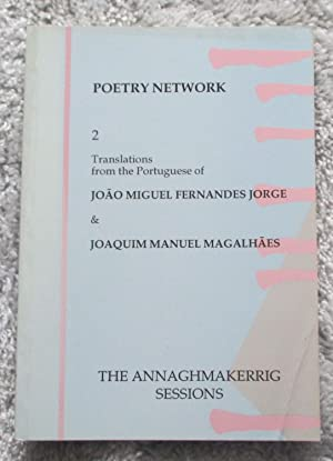 Poetry Network 2 - Translations From The: Jorge, Joao Miguel
