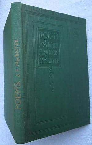 The Poems of John Francis MacEntee: MacEntee John Francis