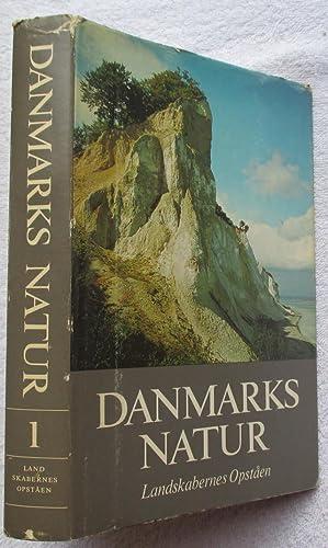 Danmarks Natur Bind 1 - 12: Norrevang Arne and Meyer Torben J. (eds)