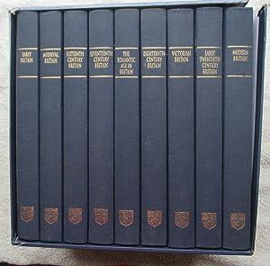 The Cambridge Cultural History of Britain - 9-Volume Set: Ford Boris (editor)