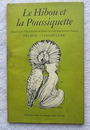 Le Hibou et La Poussiquette: Lear Edward (trs.