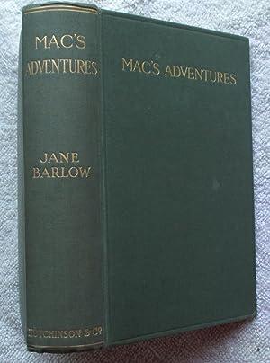 Mac's Adventures: Barlow Jane