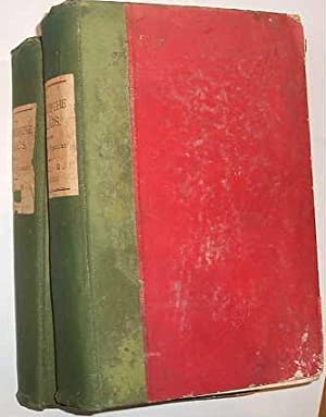 The Roxburghe Ballads (two volumes): Hindley Charles (ed)