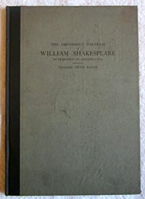 The Droeshout Portrait of William Shakespeare - An Experiment in Identification: Booth William ...