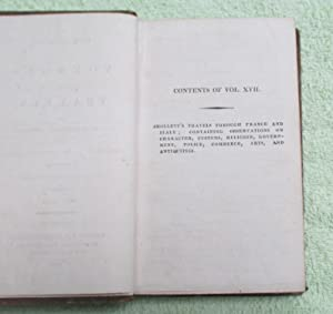 A General Collection of Voyages and Travels, from the Discovery of America to the Commencement of ...