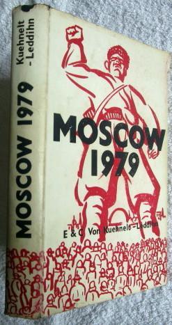 Moscow 1979: Von Kuehnelt-Leddhin Erik and Christiane