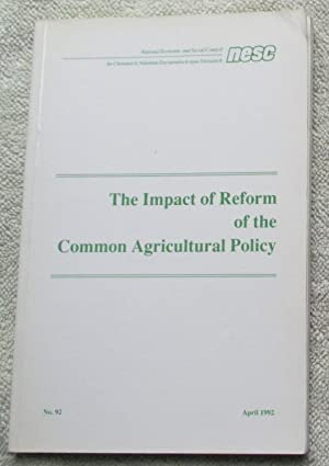 The Impact of Reform of the Common: National Economic and