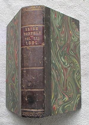 The Irish Monthly - 1893: Russell Rev. Matthew,