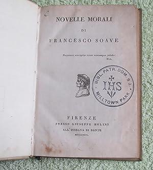 Novelle Morali: Soave Francesco