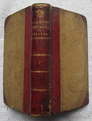 Les Oeuvres De Moliere, Vol. 7 Only, Avec Des Remarques Grammaticales et Les Observations Sur ...