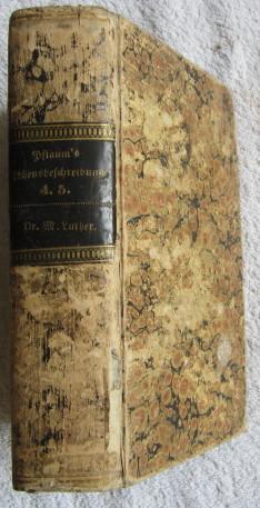 Martin Luther - Eine Lebensbeschreibung Fur Junglinge: Pflaum Ludwig