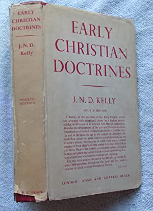 Early Christian Doctrines: Kelly J. N.