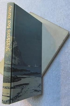 Shackleton's Boat Journey: Worsley Commander F.