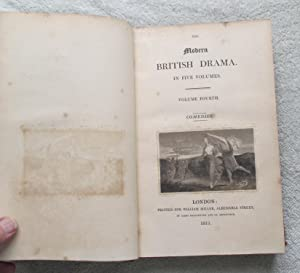 The Modern British Drama in Five Volumes - Vol. 4 Only: Various Authors
