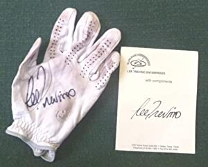 GOLF GLOVE: TREVINO, LEE