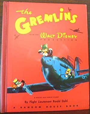 Image result for roald dahl the gremlins