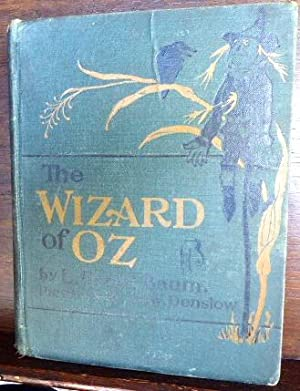 THE NEW WIZARD OF OZ: BAUM, L. FRANK.