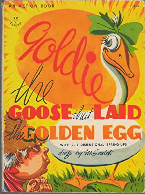 Goldie The Goose That Laid The Golden Egg: Artcraft Paper Products