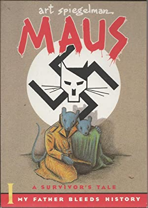 Maus: A Survior's Tale, Volumes I & II with Slip Case