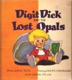 Digit Dick and the Lost Opals: Leslie Rees